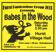 Babes in the Wood, January 2011